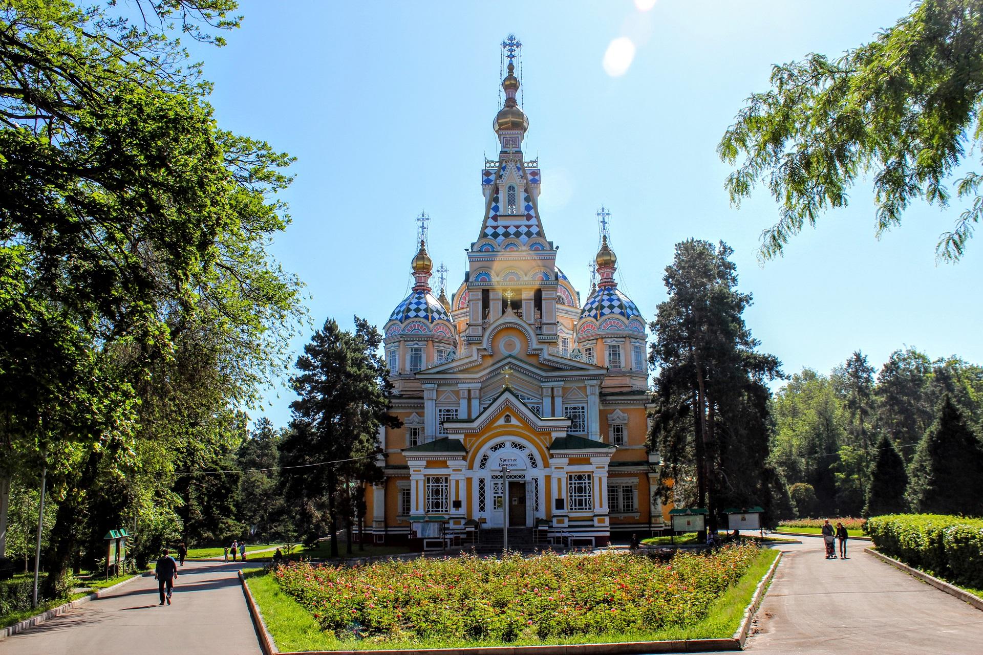 Древние города Казахстана