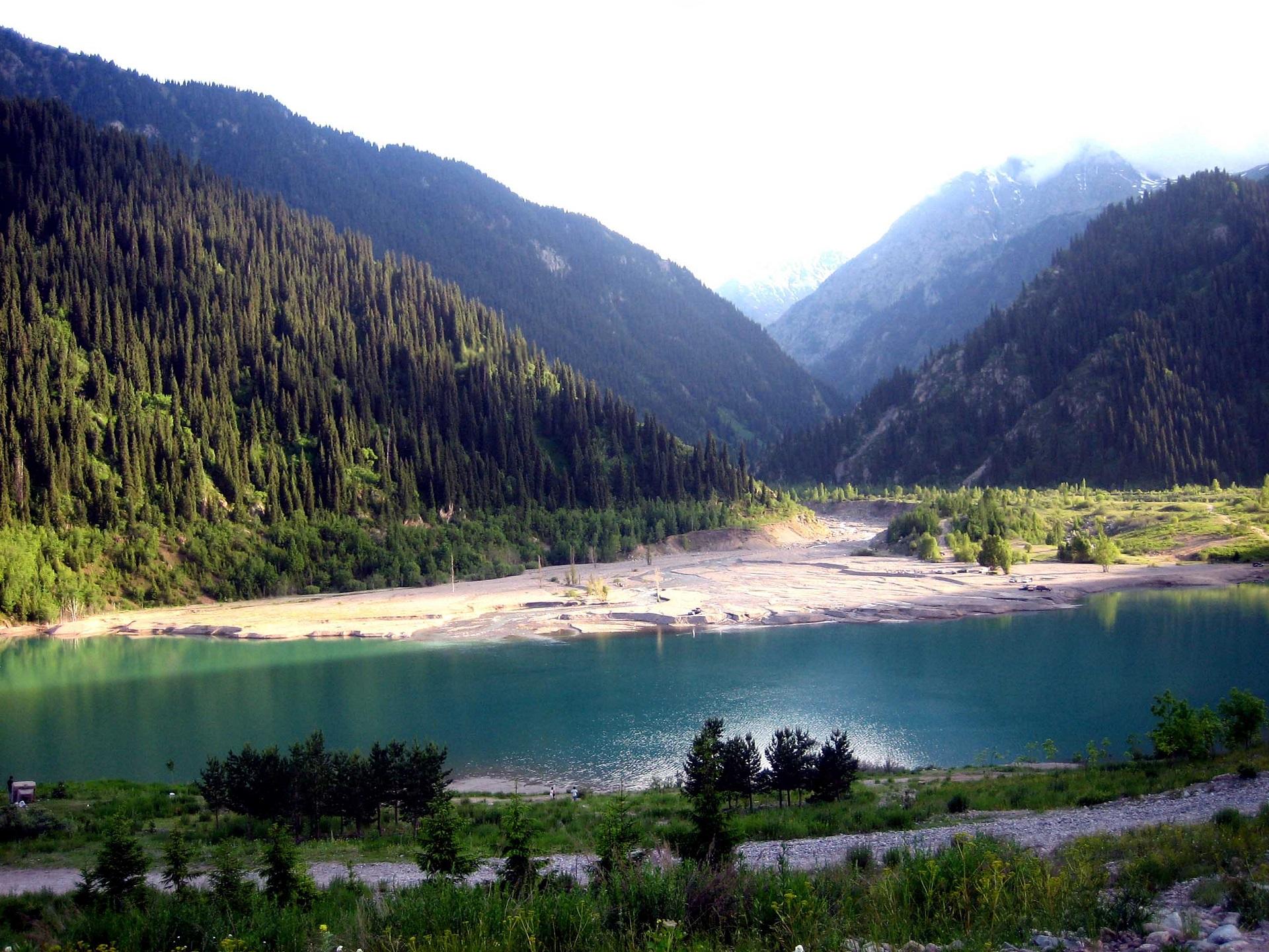 Озеро Иссык + Тургеньское ущелье