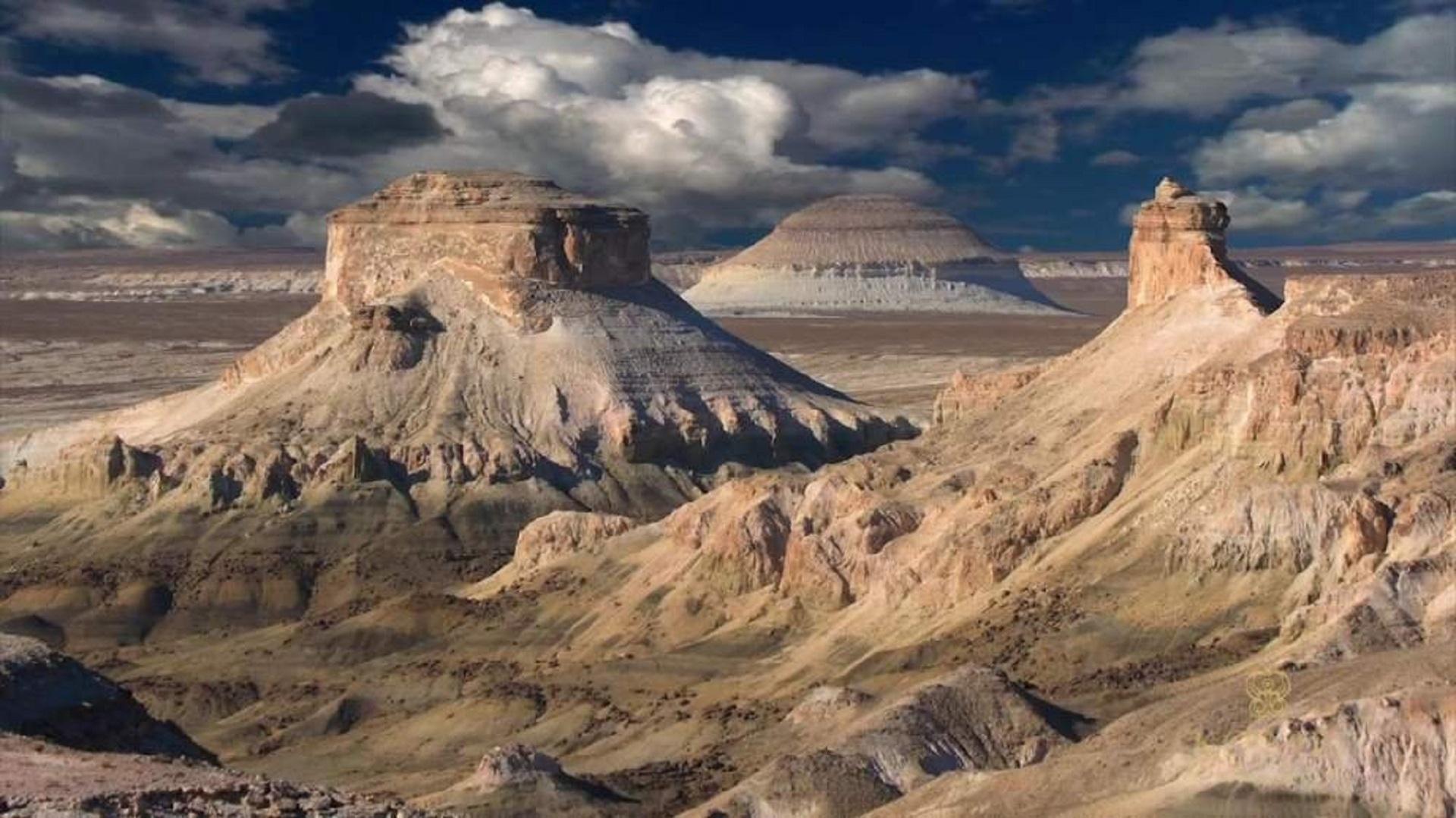 Удивительная долина Босжира