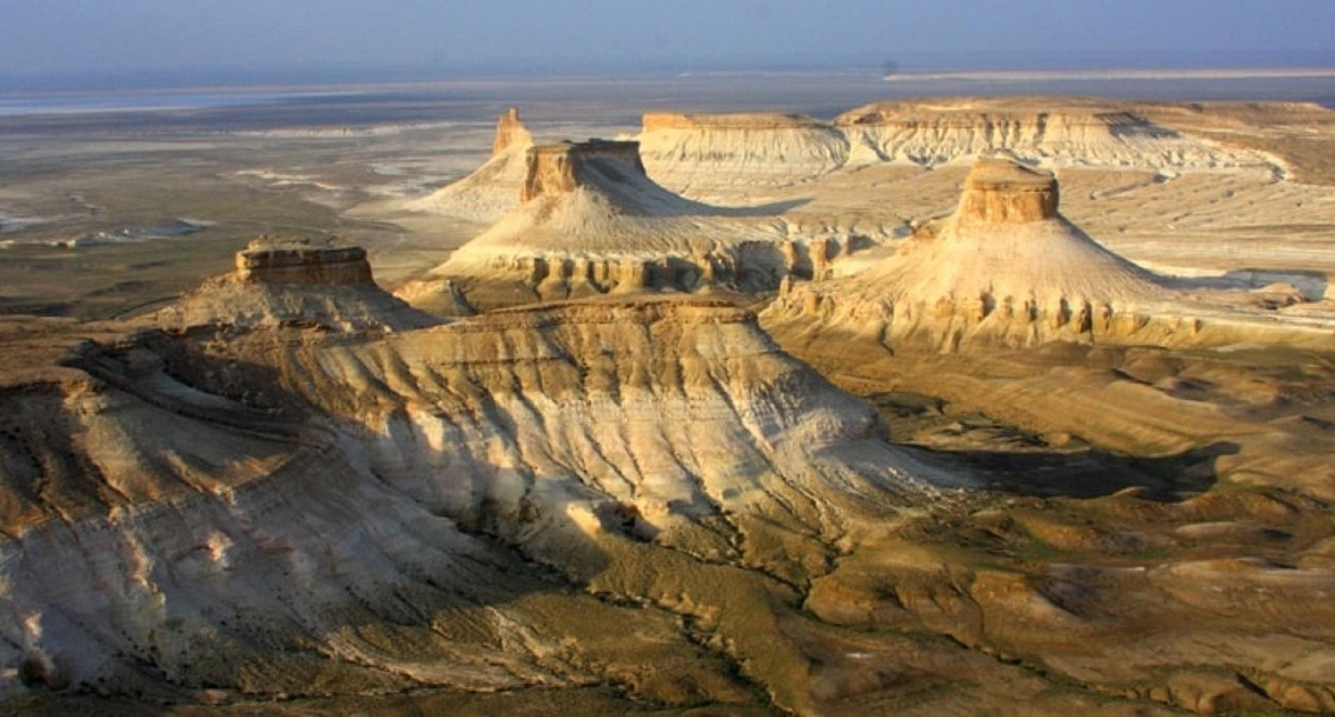 Западный Казахстан