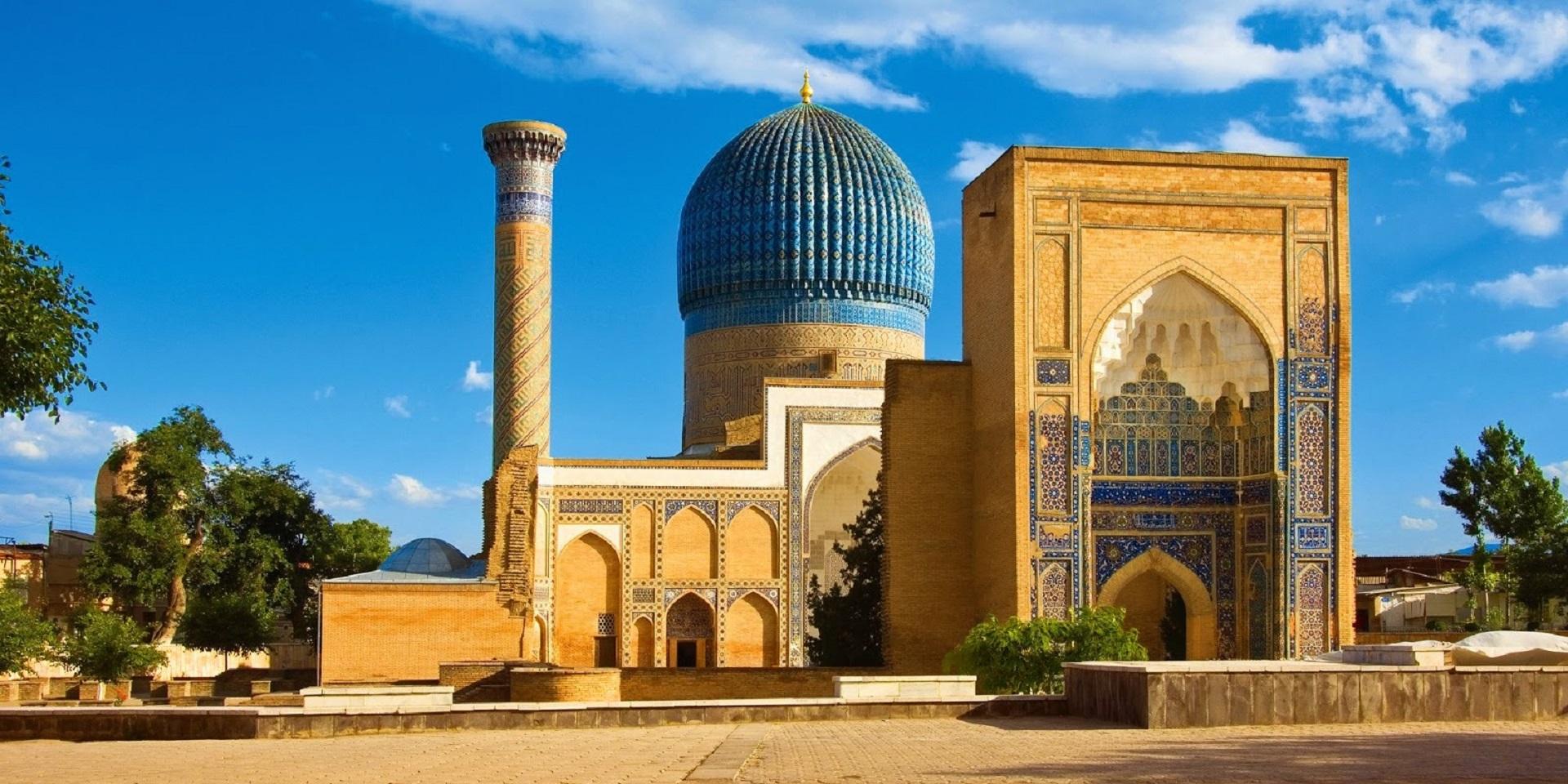 Центральная Азия: Узбекистан - Киргизия - Казахстан